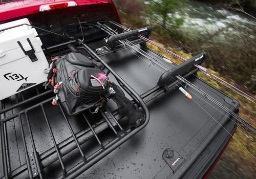Truck Bed Accessories >> Undercover Ridgelander Truck Bed Accessories Undercover