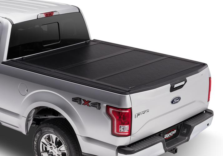 Undercover Flex Hard Folding Cover Undercover Truck Bed Covers
