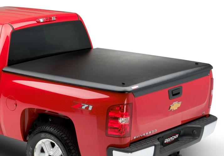 Undercover Classic One Piece Truck Bed Cover Undercover Truck Bed Covers